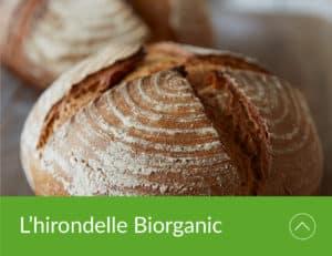 hirondelle biorganic